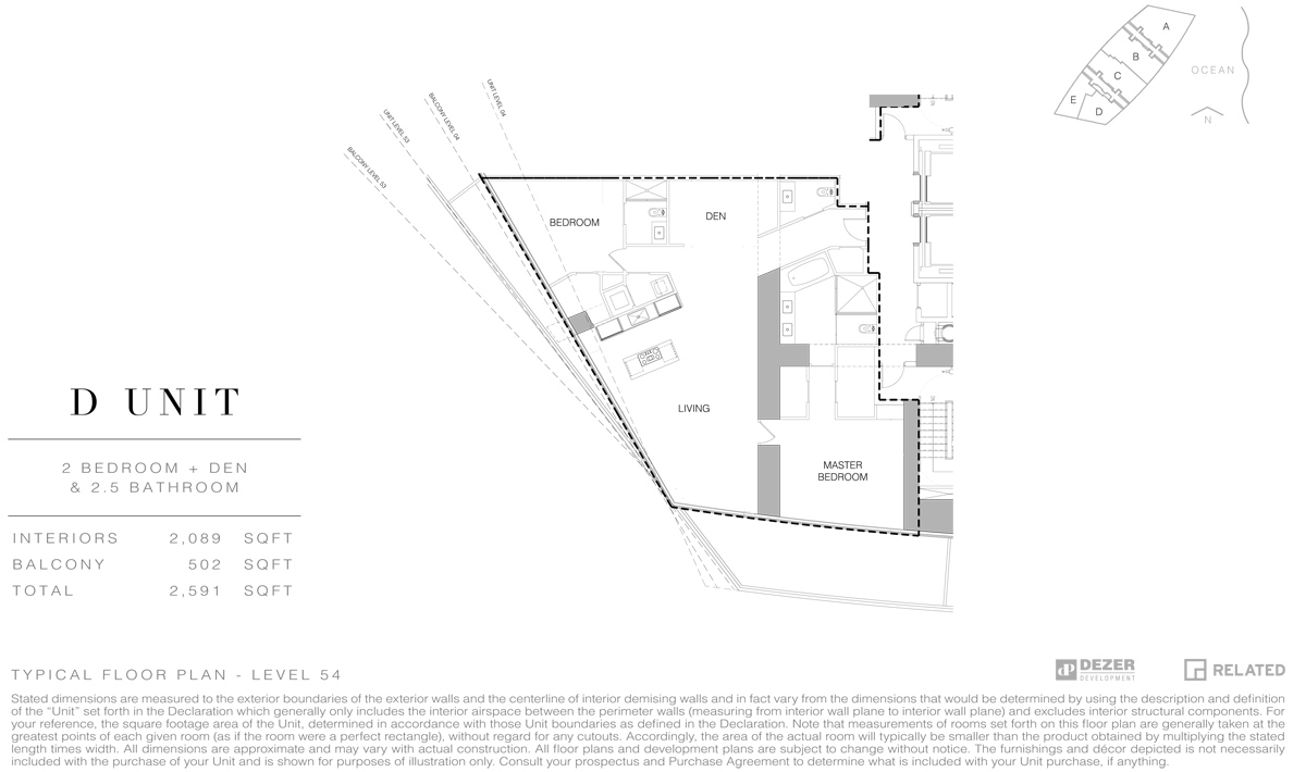 Armani House - Floorplan 7