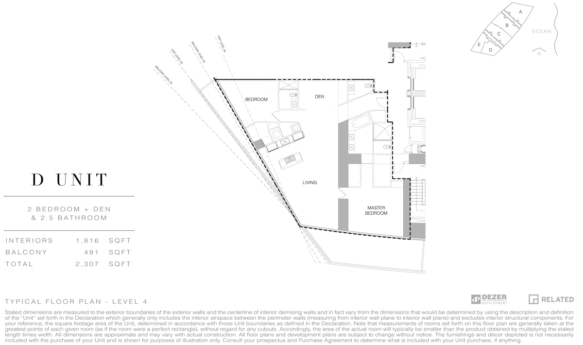 Armani House - Floorplan 9