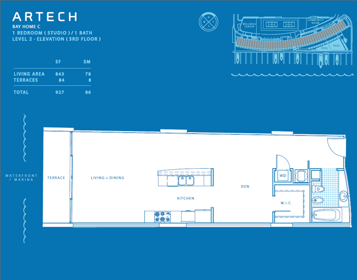 Artech - Floorplan 2