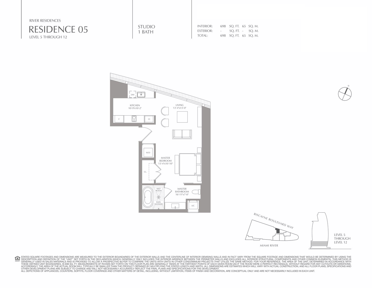 Aston Martin Residences - Floorplan 10