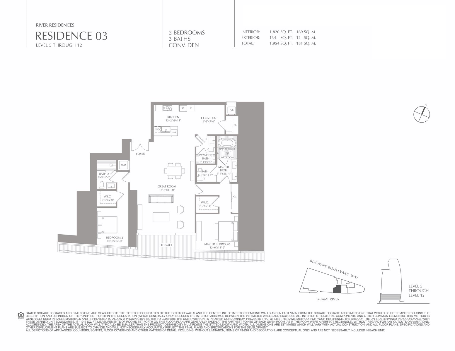 Aston Martin Residences - Floorplan 13