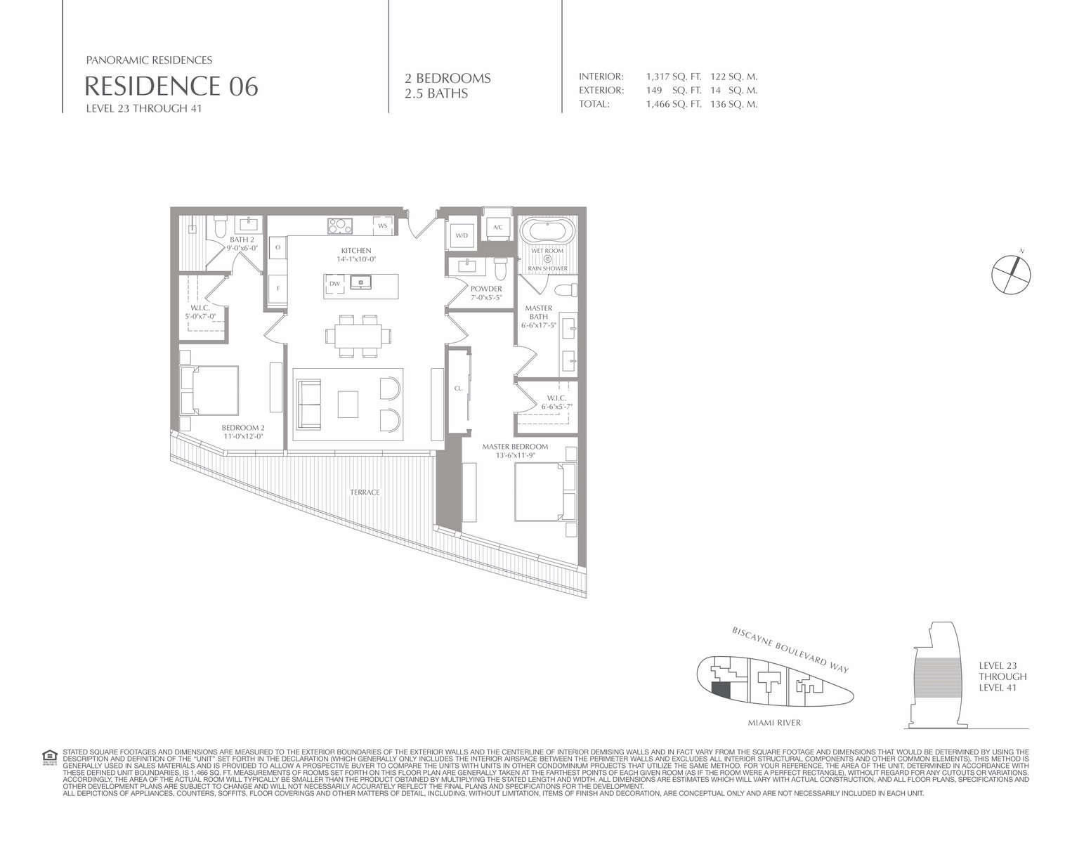Aston Martin Residences - Floorplan 19