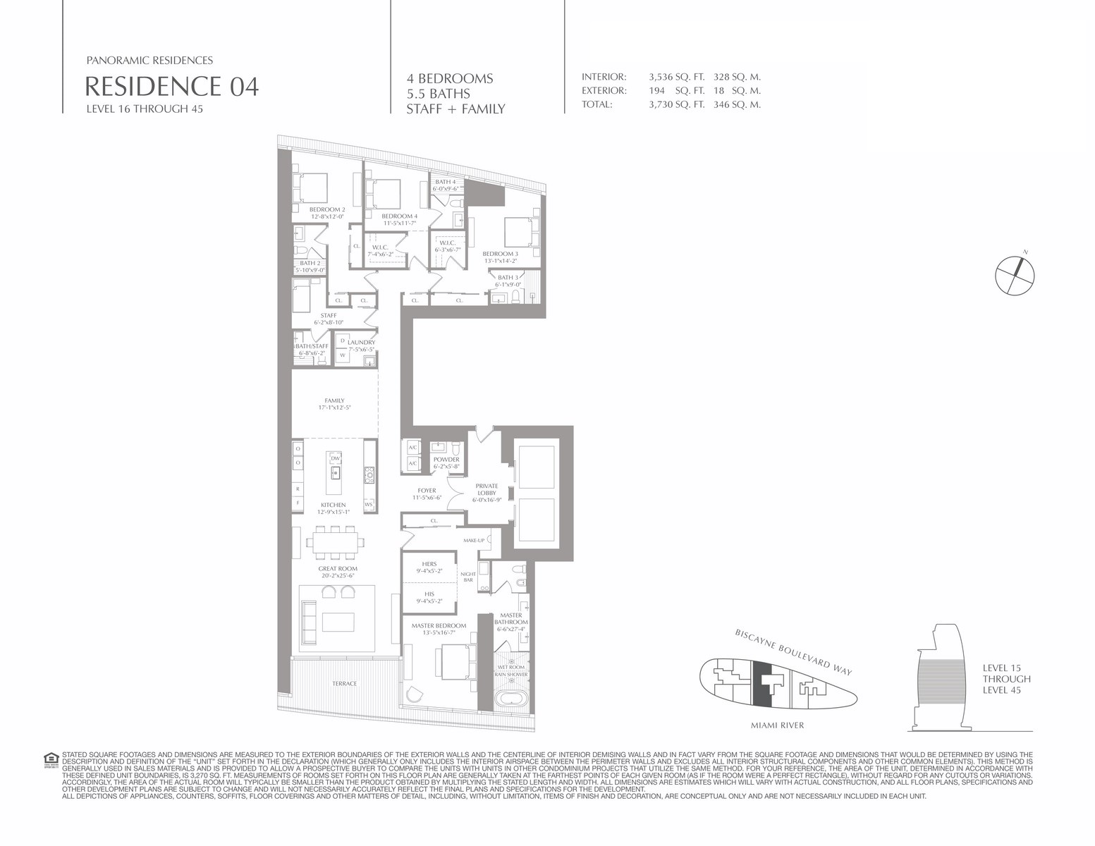 Aston Martin Residences - Floorplan 21