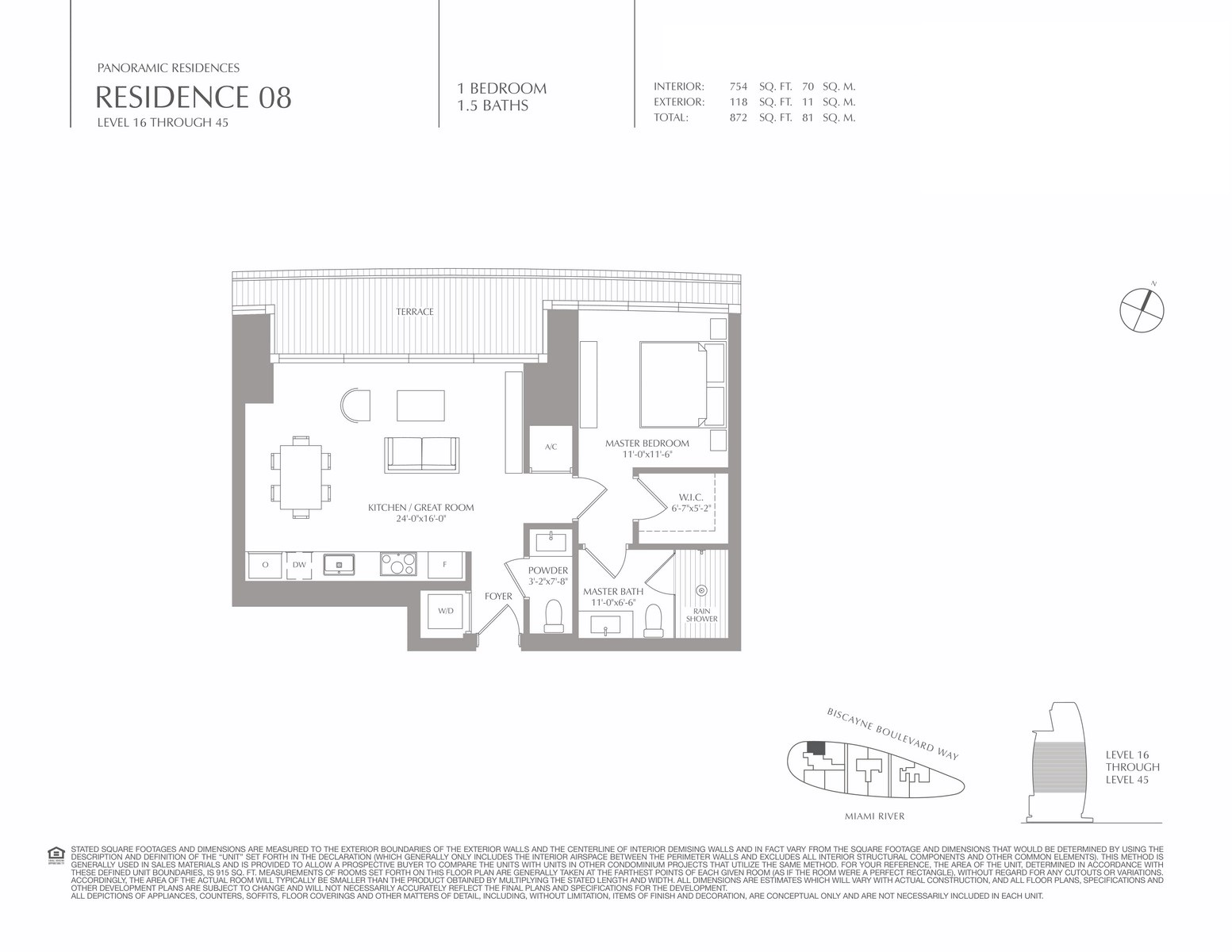 Aston Martin Residences - Floorplan 25