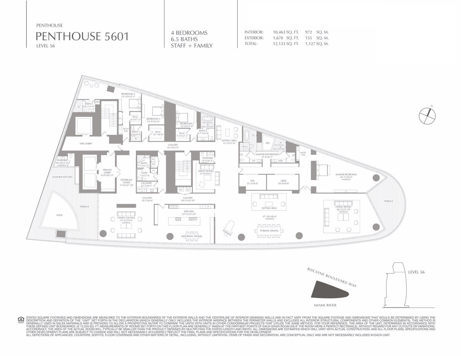Aston Martin Residences - Floorplan 2