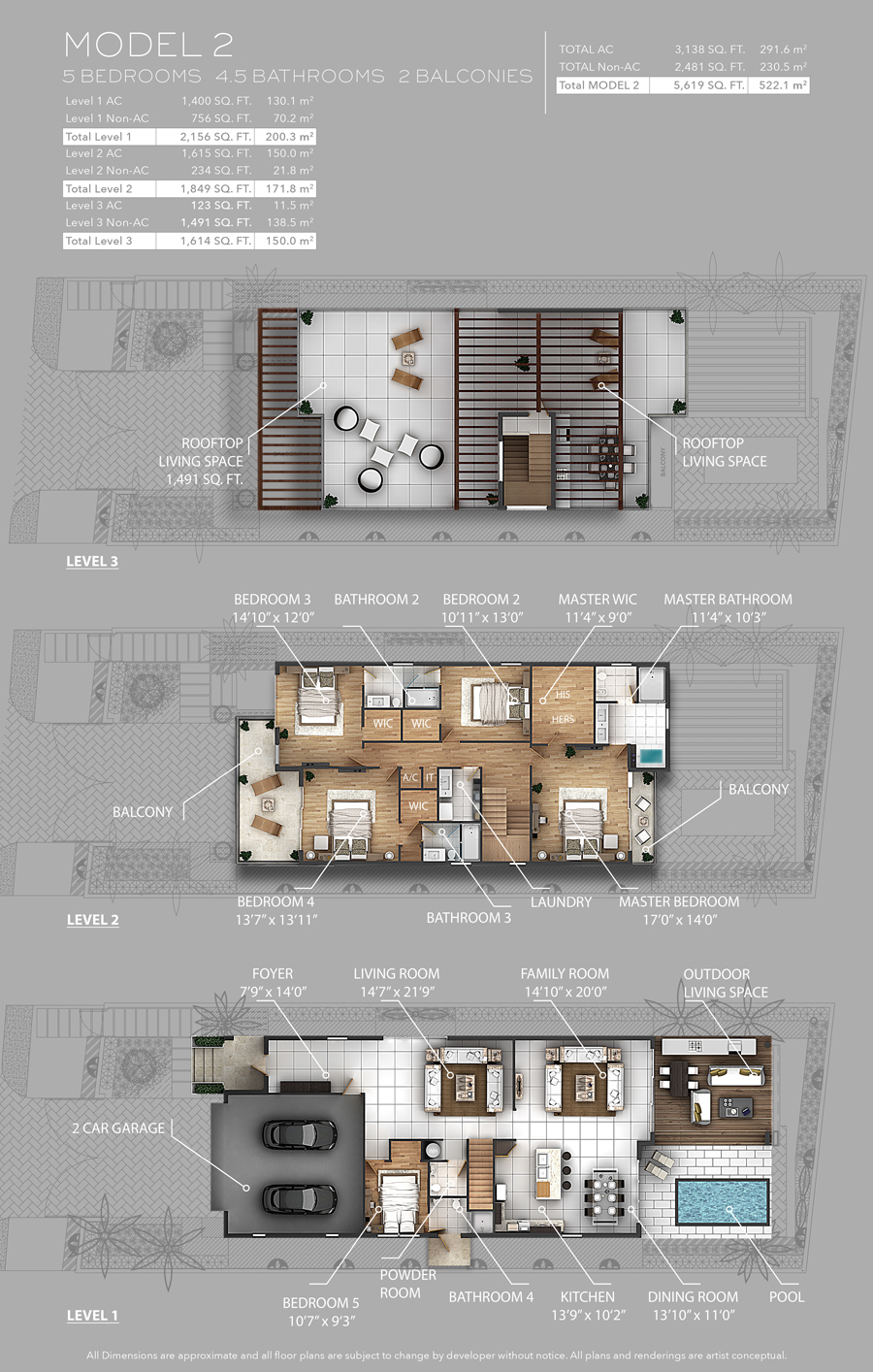 Atlantic 15 - Floorplan 1