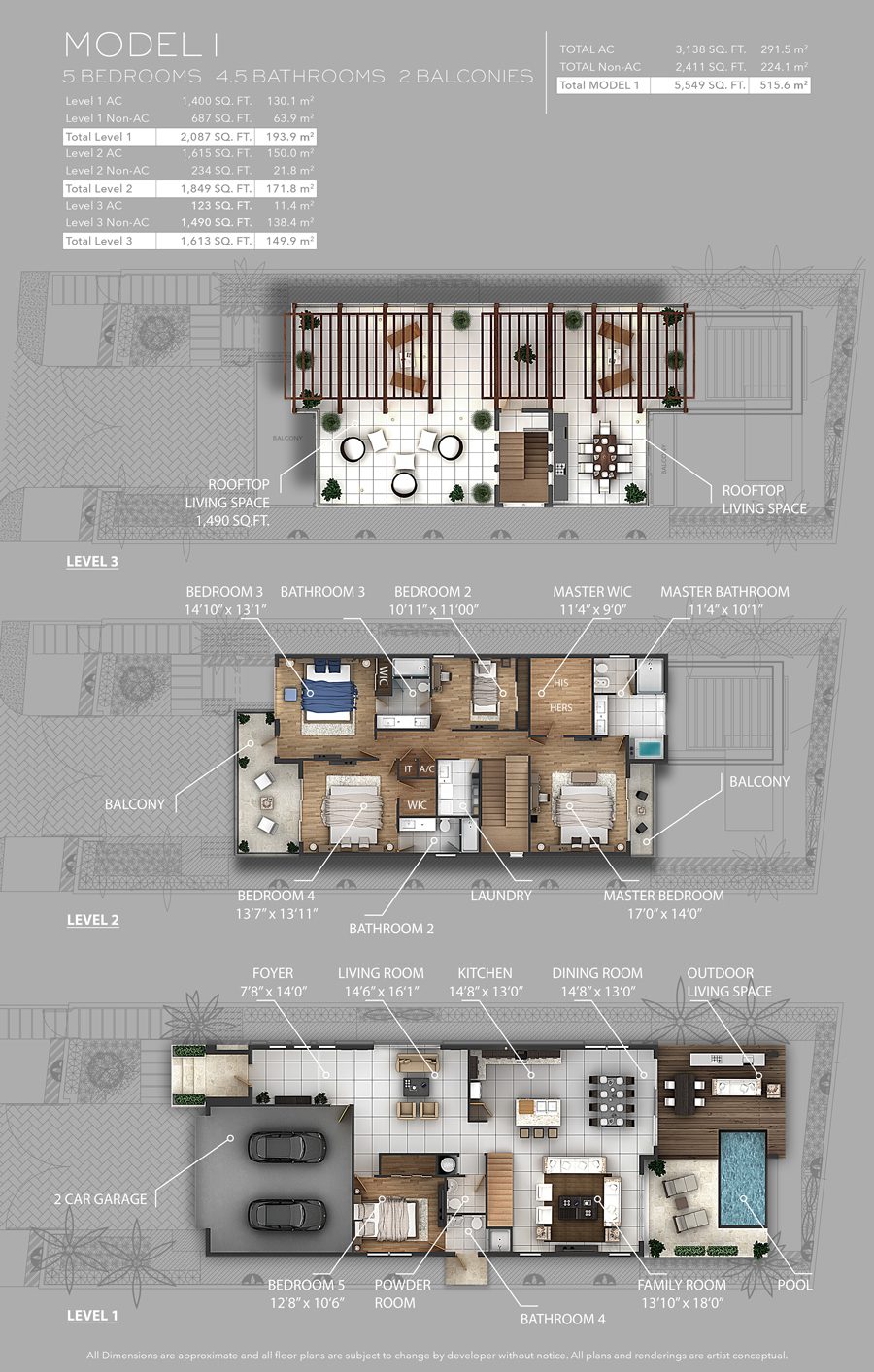 Atlantic 15 - Floorplan 2
