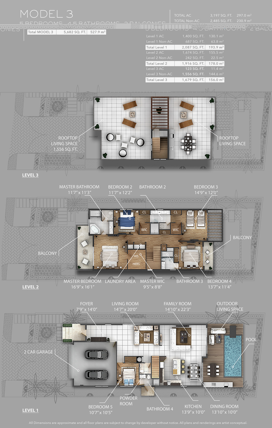 Atlantic 15 - Floorplan 3