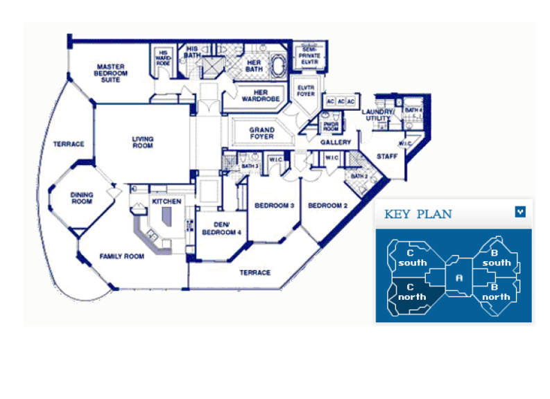 Atlantic I At The Point - Floorplan 5