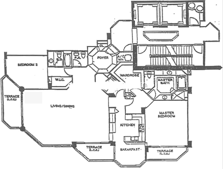 Atlantic II At The Point - Floorplan 6