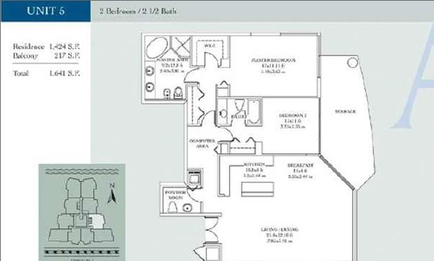 Atrium - Floorplan 2
