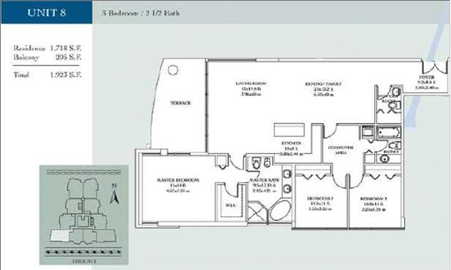 Atrium - Floorplan 6