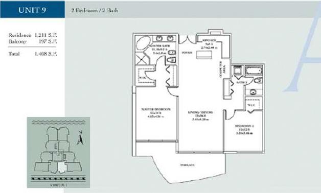 Atrium - Floorplan 7