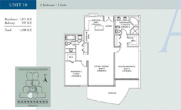 Atrium - Floorplan 8