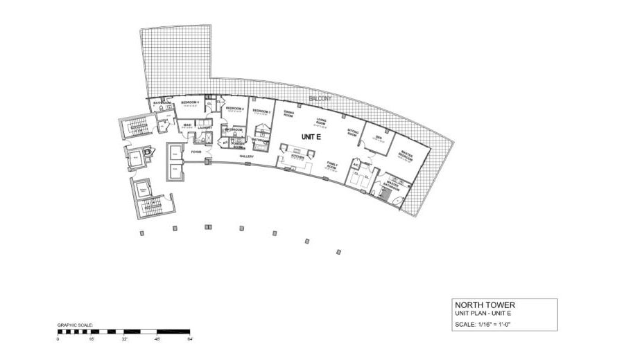 Auberge Beach Residences & Spa - Floorplan 3