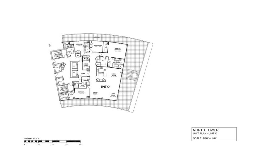 Auberge Beach Residences & Spa - Floorplan 5