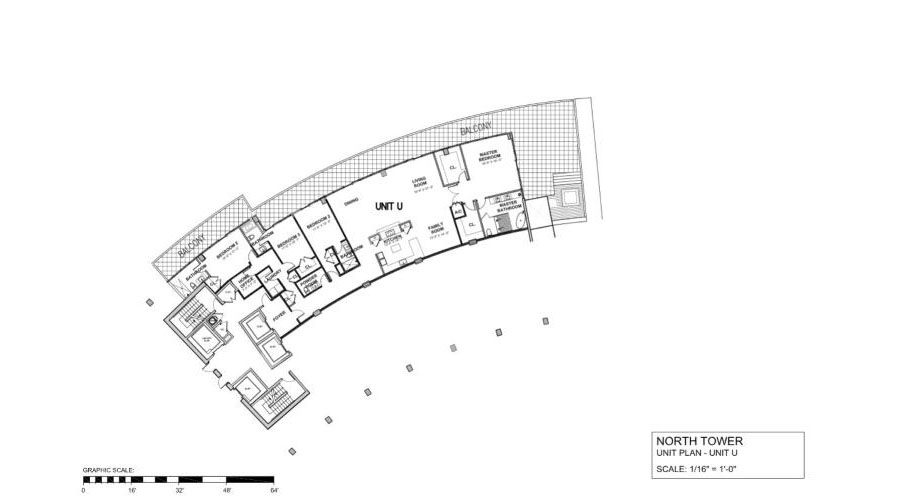 Auberge Beach Residences & Spa - Floorplan 6