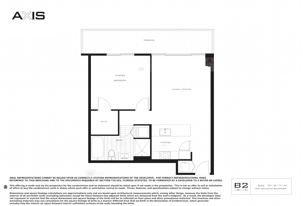 Axis - Floorplan 2