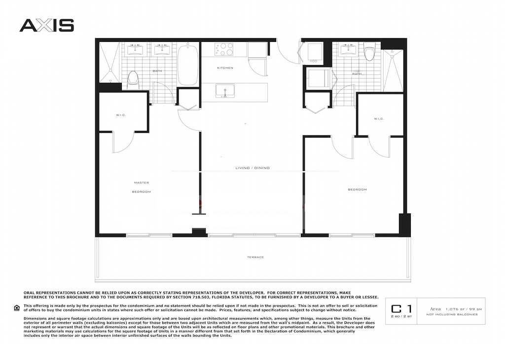 Axis - Floorplan 3