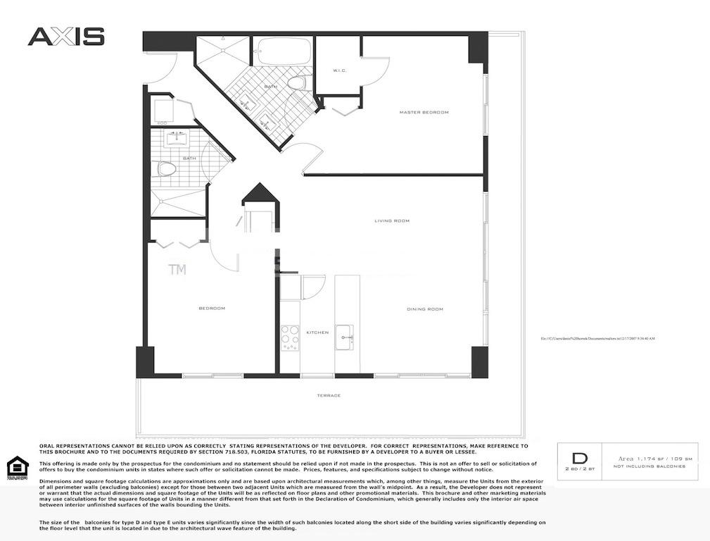 Axis - Floorplan 4