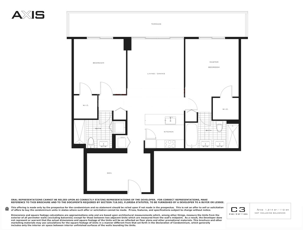 Axis - Floorplan 6