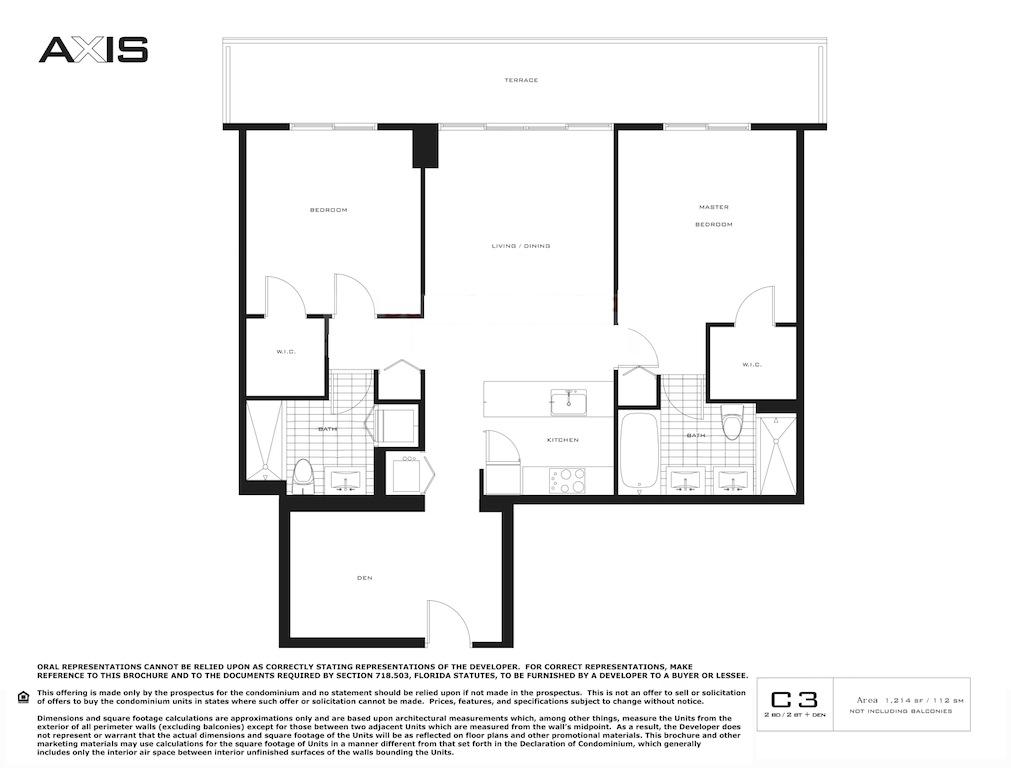 Axis - Floorplan 6