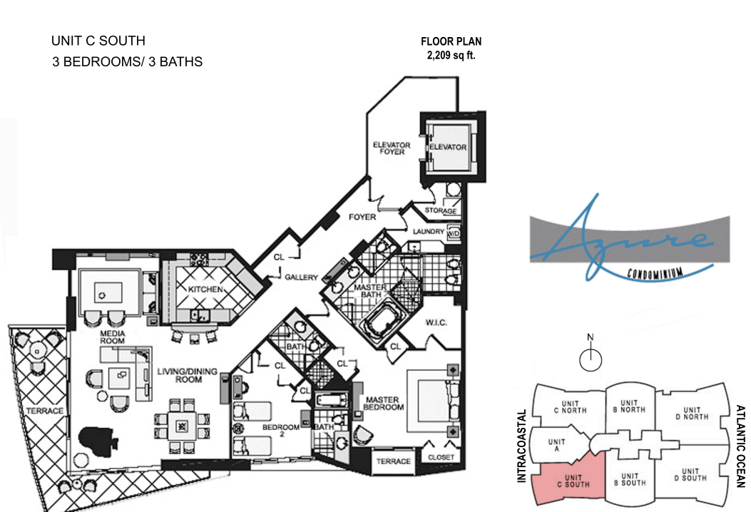 Azure - Floorplan 4