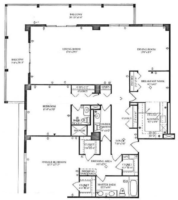Balmoral - Floorplan 2