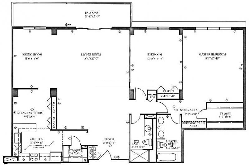 Balmoral - Floorplan 3