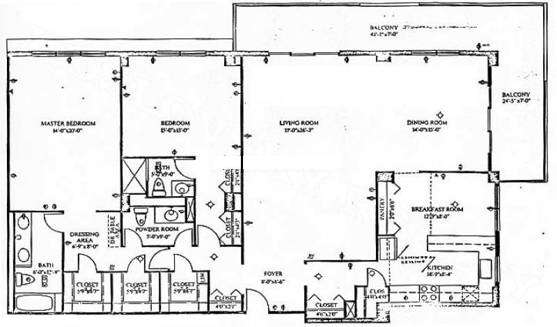 Balmoral - Floorplan 4