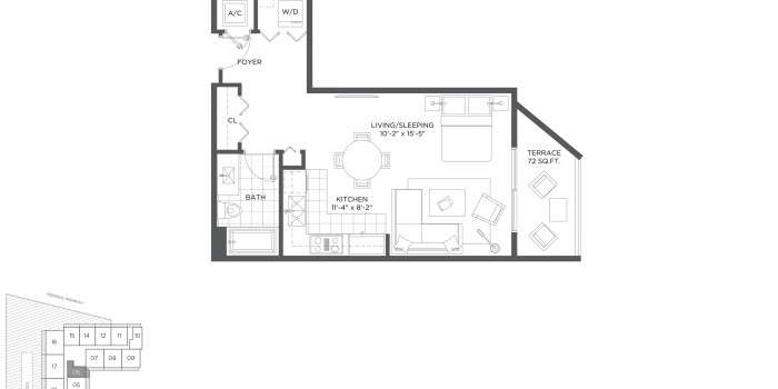 Baltus House - Floorplan 2