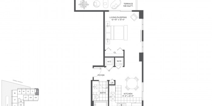 Baltus House - Floorplan 3