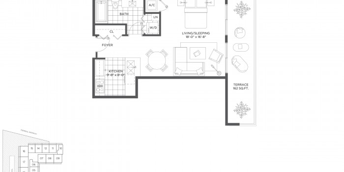 Baltus House - Floorplan 4