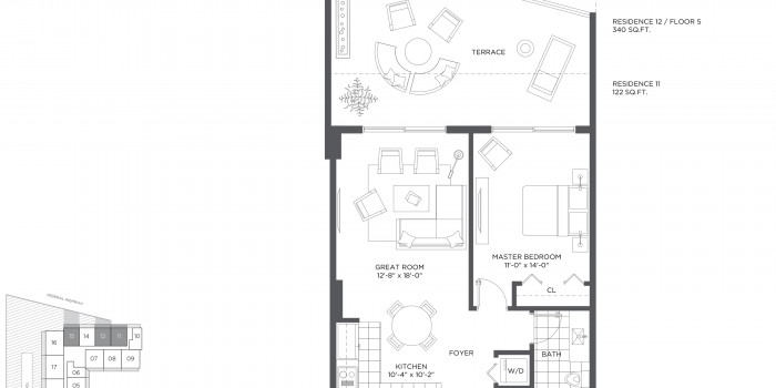 Baltus House - Floorplan 5
