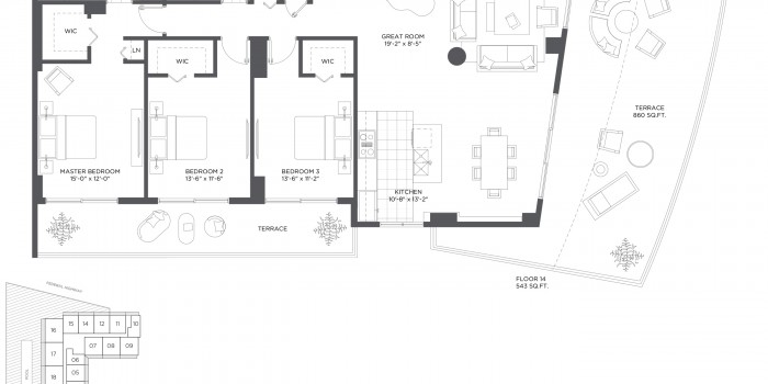 Baltus House - Floorplan 7