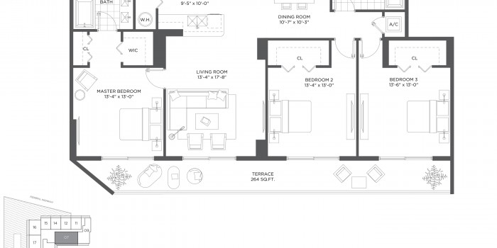 Baltus House - Floorplan 9
