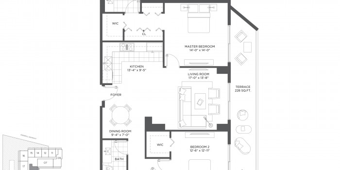 Baltus House - Floorplan 10