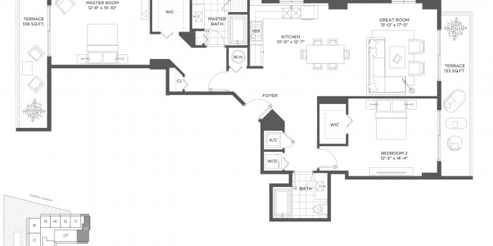 Baltus House - Floorplan 11