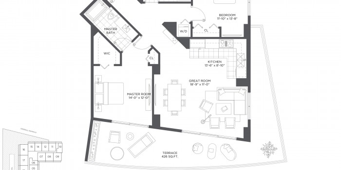 Baltus House - Floorplan 12
