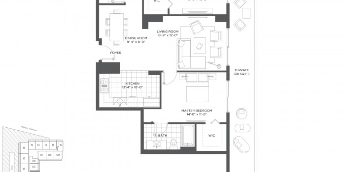 Baltus House - Floorplan 13