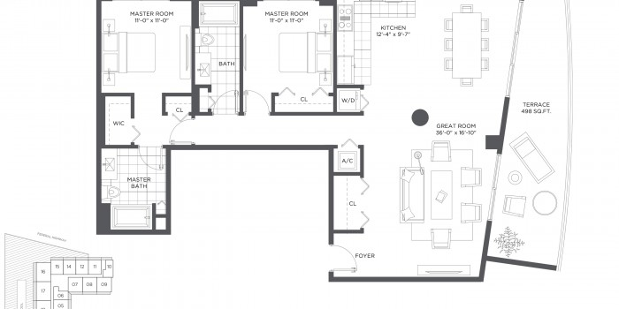 Baltus House - Floorplan 14