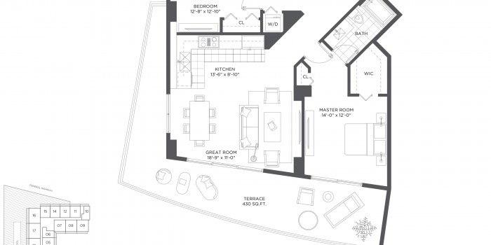 Baltus House - Floorplan 16