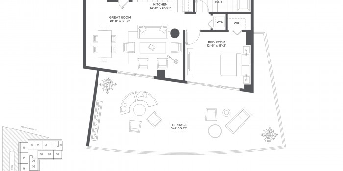 Baltus House - Floorplan 18