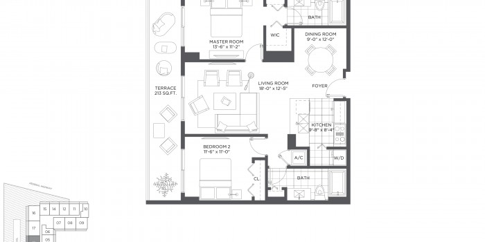 Baltus House - Floorplan 19