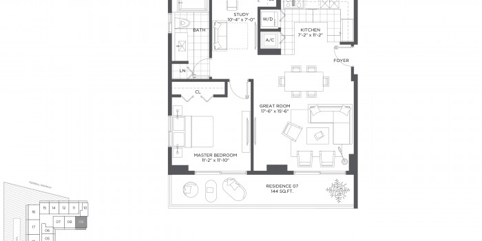 Baltus House - Floorplan 20