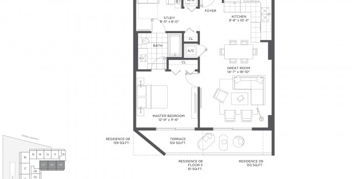 Baltus House - Floorplan 21