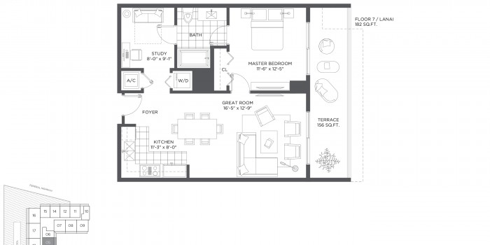 Baltus House - Floorplan 22