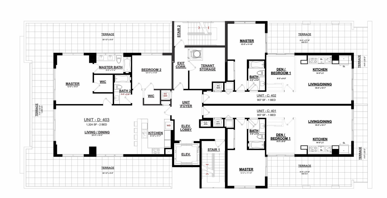 Bay Breeze Residences - Floorplan 3