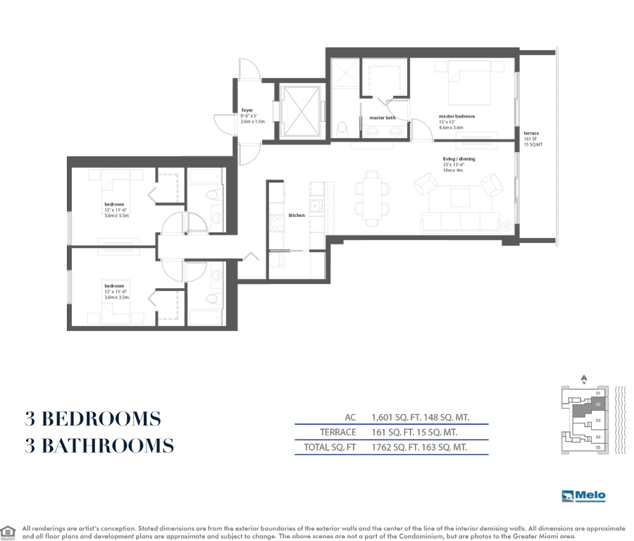 Bay House - Floorplan 2