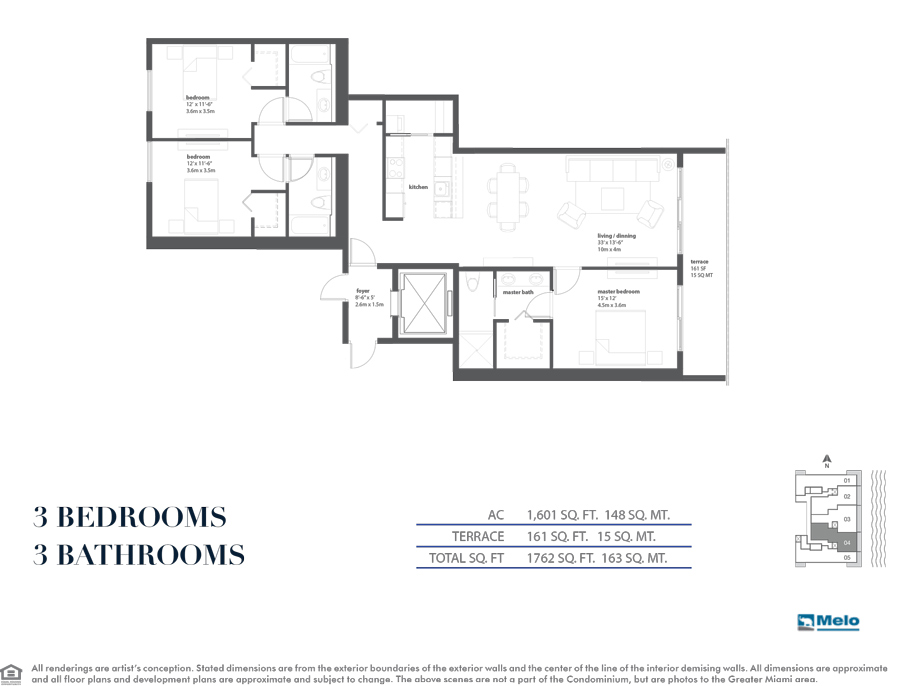 Bay House - Floorplan 4